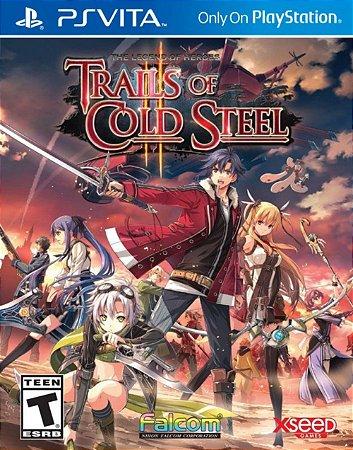 Jogo PSVITA Usado Trails of Cold Steel II