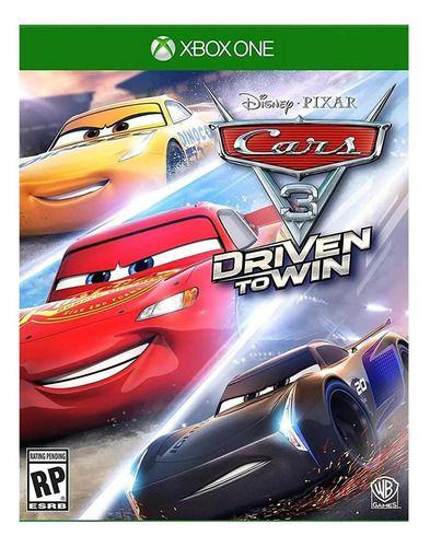 Jogo XBOX ONE Usado Cars 3: Driven to Win