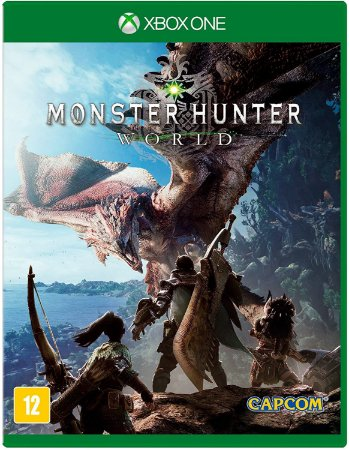 Jogo XBOX ONE Novo Monster Hunter World