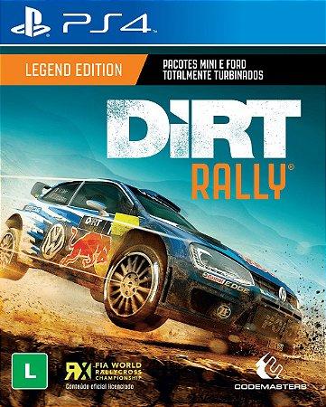 Jogo PS4 Usado Dirt Rally