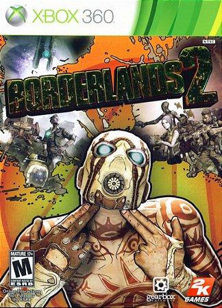 Jogo XBOX 360 Usado Borderlands 2