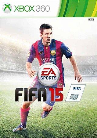 Jogo XBOX 360 Usado FIFA 15