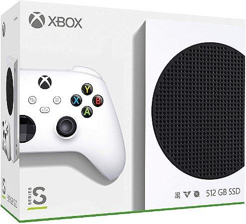 Console Usado Xbox Series S 512GB