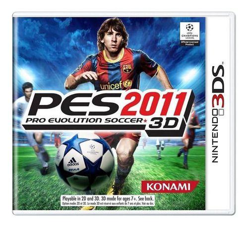 Jogo 3DS Usado PES 2011