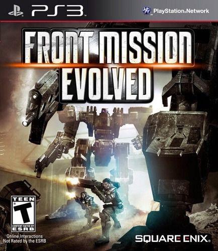 Jogo PS3 Usado Front Mission Evolved