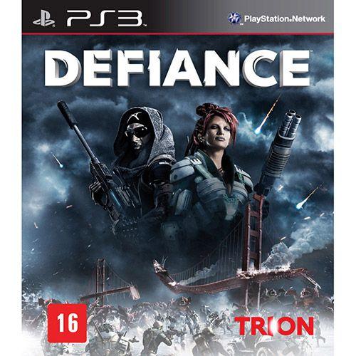 Jogo PS3 Usado Defiance
