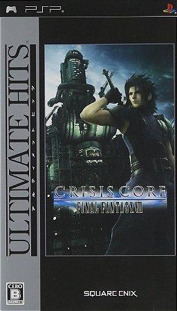 Jogo PSP Usado Crisis Core: Final Fantasy VII (JP)