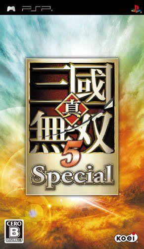 Jogo PSP Usado Shin Sangoku Musou 5 Special (JP)
