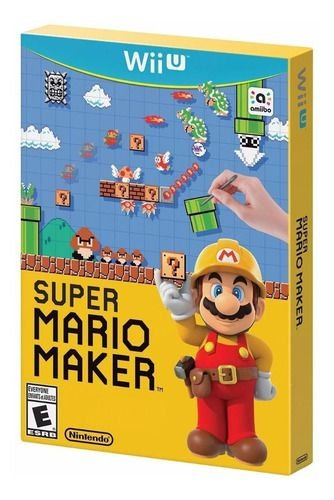 Jogo WiiU Super Mario Maker