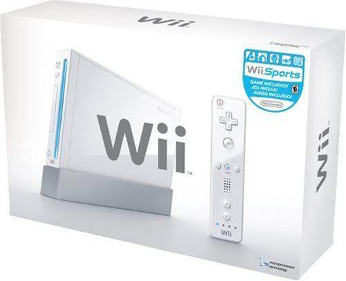 Console Usado Nintendo Wii (Wii Sports Bundle)