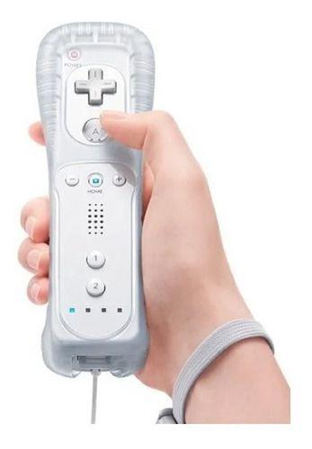 Controle Wii Usado Wii Remote (Branco)