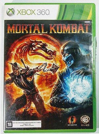 Jogo XBOX 360 Usado Mortal Kombat