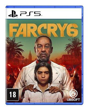 Jogo PS5 Novo Far Cry 6