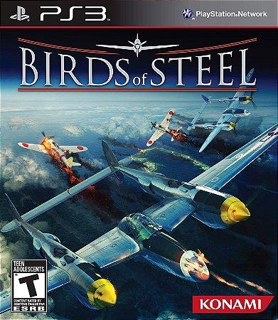Jogo PS3 Usado Birds of Steel