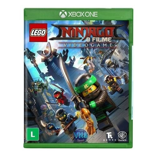 Jogo XBOX ONE Usado LEGO Ninjago