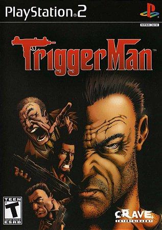Jogo PS2 Usado Trigger Man