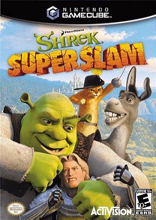 Jogo GameCube Usado Shrek: Super Slam