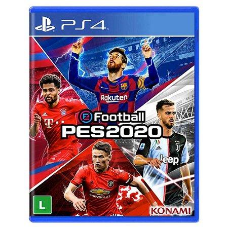Jogo PES 2020 - PS4
