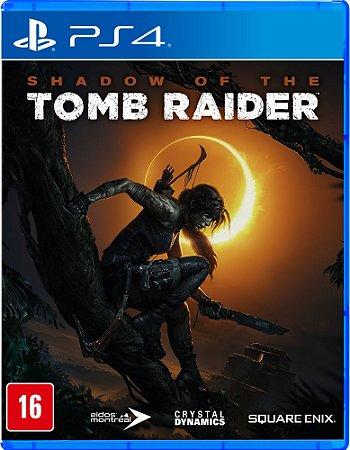 Jogo Shadow Of The Tomb Raider PS4 Usado