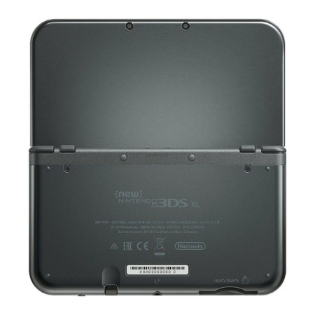 Console New Nintendo 3DS XL Grafite - Usado
