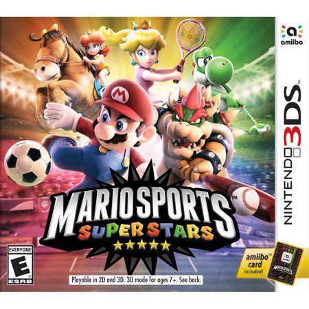 Jogo Mario Sports Superstars Nintendo 3DS Usado