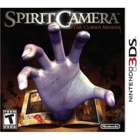 Jogo Spirit Camera: The Cursed Memories Nintendo 3DS Usado