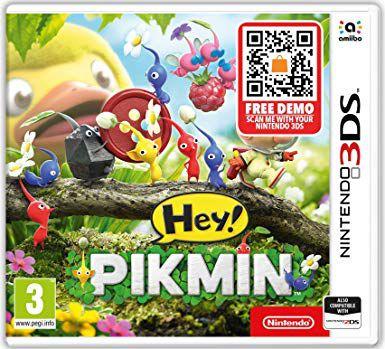 Jogo Hey! Pikmin Nintendo 3DS usado