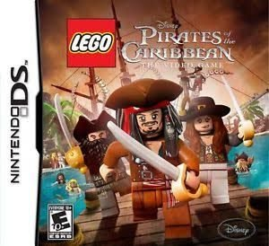 Jogo LEGO: Piratas do Caribe Nintendo DS Usado