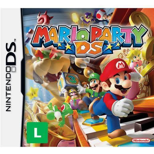 Jogo Mario Party DS Usado
