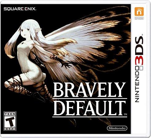 Jogo Bravely Default Nintendo 3DS Usado