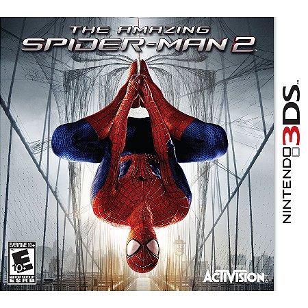 Jogo The Amazing Spider-Man 2 Nintendo 3DS Usado