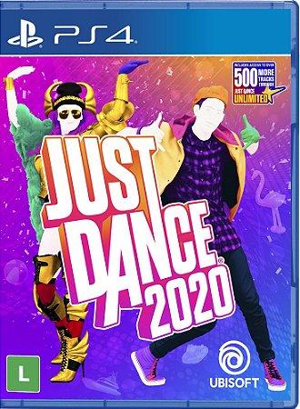 Jogo Just Dance 2020 PS4 Novo