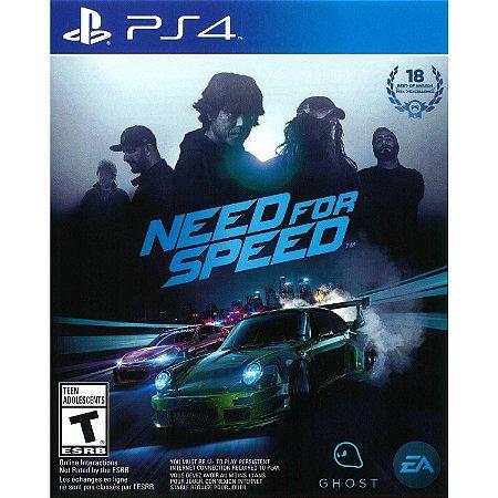 Jogo Need for Speed PS4 Novo