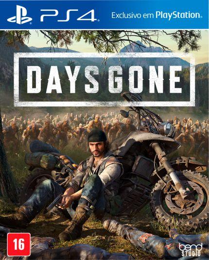 Jogo Days Gone PS4 Novo