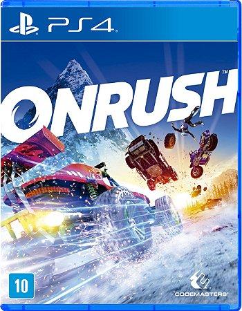 Jogo Onrush PS4 Novo