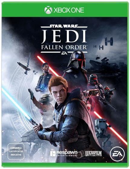 Jogo Star Wars Jedi Fallen Order Xbox One Novo