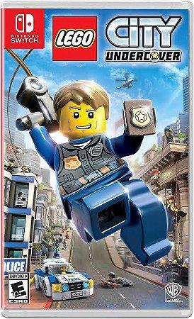 Jogo LEGO City Undercover Nintendo Switch Usado