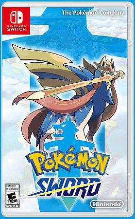 Jogo Pokémon Sword Nintendo Switch Novo