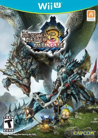 Jogo Monster Hunter 3 Ultimate - Nintendo WiiU
