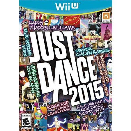 Jogo Jogo Just Dance 2015 - Nintendo WiiU