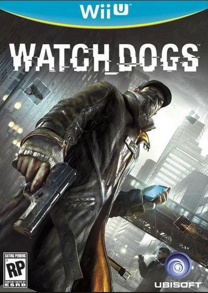 Jogo Watch Dogs Nintendo WiiU Usado
