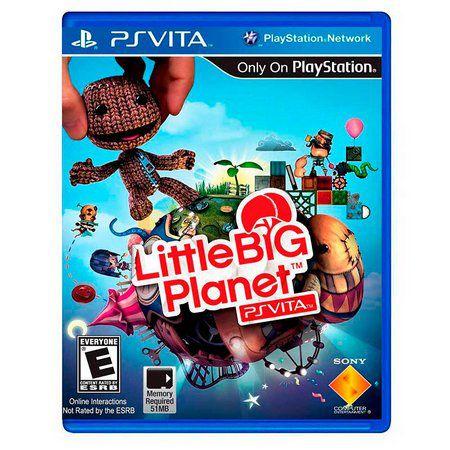 Jogo Little Big Planet - PSVita