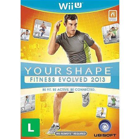 Jogo Your Shape Fitness Evolved 2013 Nintendo WiiU Usado