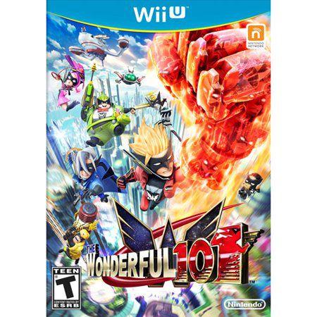 Jogo Wonderful 101 Nintendo WiiU Usado