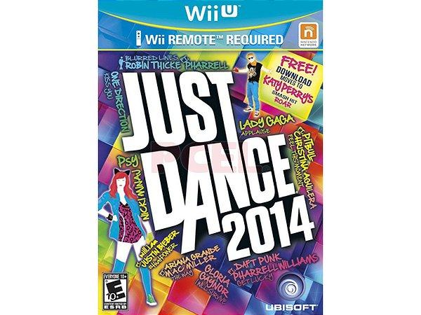 Jogo Just Dance 2014 Nintendo WiiU Usado