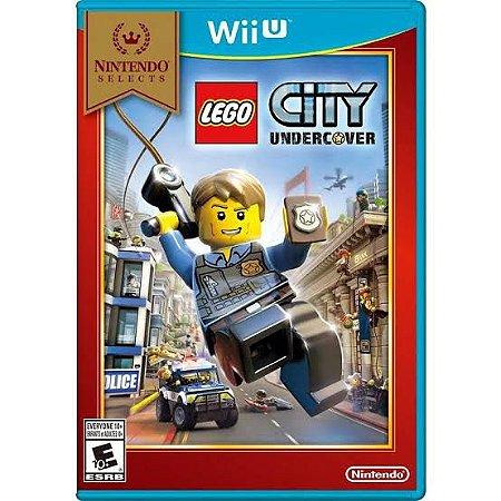 Jogo Lego City: Undercover - Nintendo WiiU