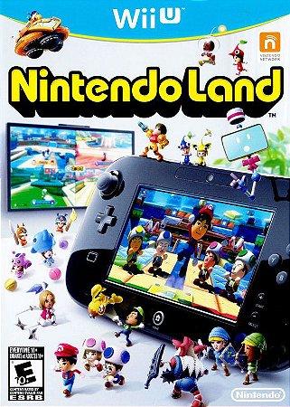 Jogo Nintendo Land - Nintendo WiiU