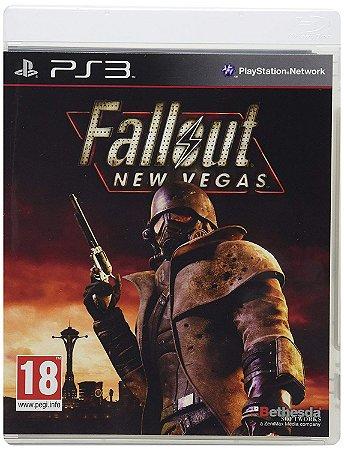 Jogo Fallout New Vegas PS3 Novo