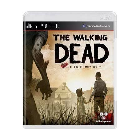 Jogo The Walking Dead PS3 Usado