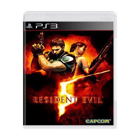 Jogo Resident Evil 5 PS3 Usado